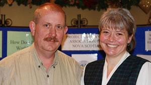 Couple brought lifesaving project to Nova Scotia