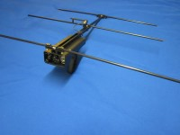 PLI 5000 with deployed Yagi Antenna